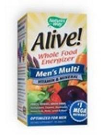 Nature's Way Alive! Mens Multi Vitamin (60 TAB)